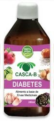 Casca-B Diabetes - 05 dias
